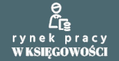 Rynek pracy w księgowości logo