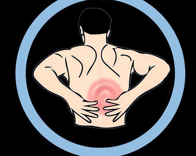 Walka z bólem pleców w pracy księgowej