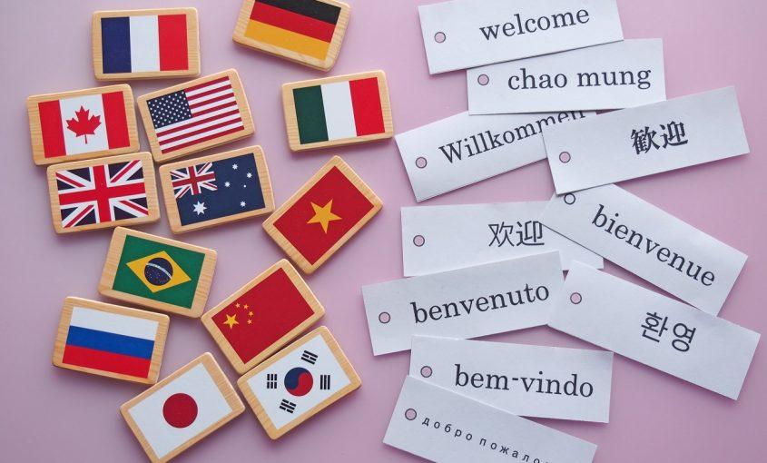 znajomość języków obcych